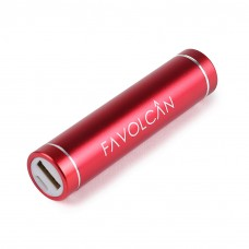 FAVOLCAN- 2600mAh Portable Charger