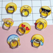 Emoji Finger Ring Holder